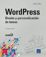 wordpress diseño y personalizacion de web