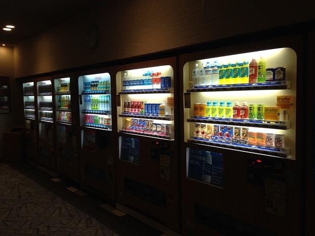 máquinas vending para crear activos en internet