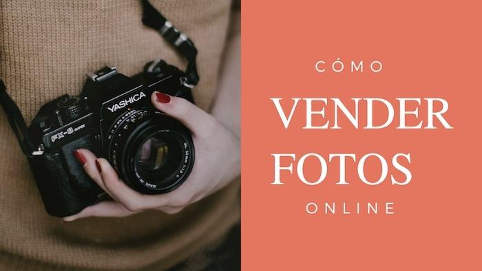 cómo vender fotos por internet