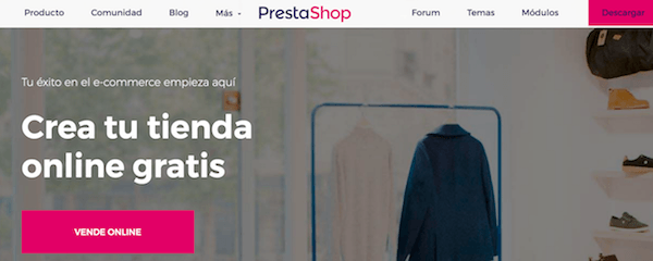 crear una tienda online con prestashop