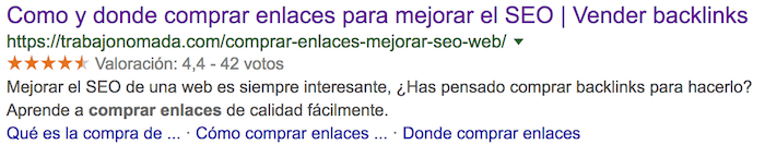 Microdatos de google
